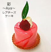 レアチーズケーキ 彩 ~Aya~(店頭販売限定)